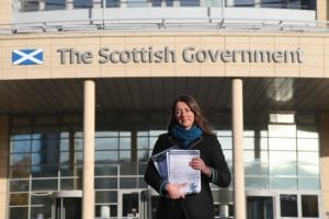 Homes for whales and dolphins – WDC hands over public responses to Scottish government