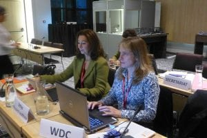 WDC joins international whale and dolphin conservation meeting