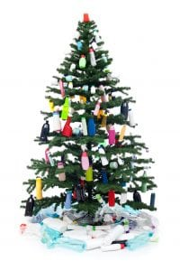 The weight of 3.3 million penguins in plastic waste – UK's Christmas gift to the environment