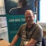 WDC Office volunteer