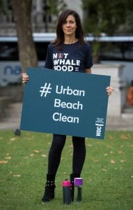 WDC and Clarity launch local Urban Beach Clean initiative to tackle plastic pollution
