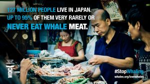 The world is watching Japan this Rugby World Cup so let's Stop Whaling