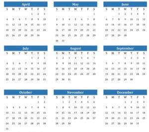 calendar-holding