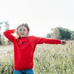 LWT Red hoodie