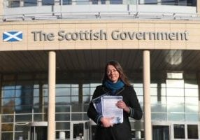 Response handover to Scottish Government
